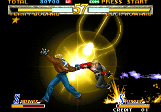 Garou : Mark of the Wolves - SNK - Neo Geo